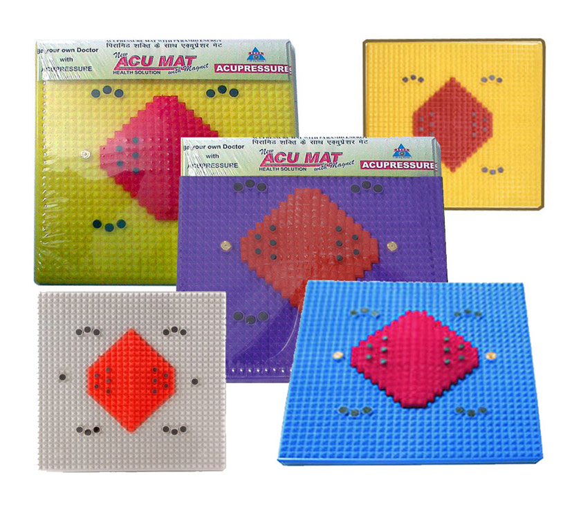 Aacupressure Blood Circular Health Care Mat - Magnetic Mat