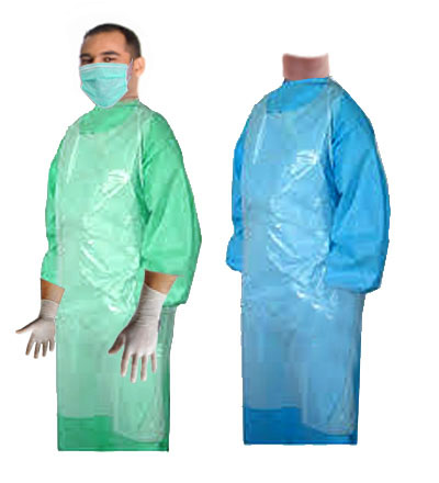 Disposable Surgeon Apron Gown Complet Set