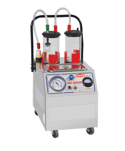 SS Suction Machine Super High Vacuum
