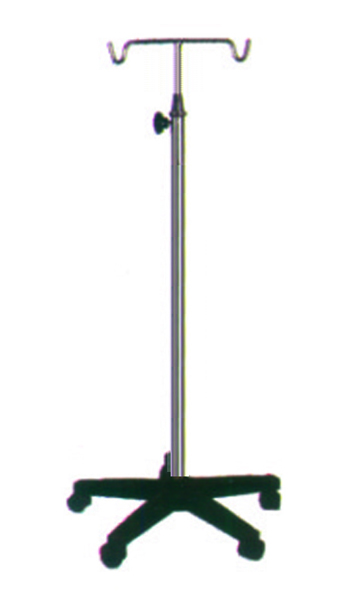 Saline Injection Rod Stand