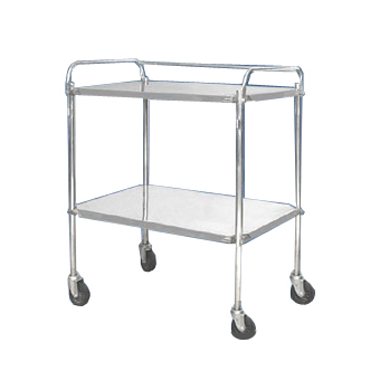 SS Instrument Trolley