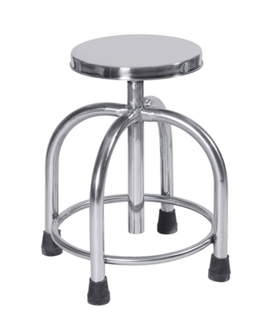 SS Revolving Stool (Seating Table)