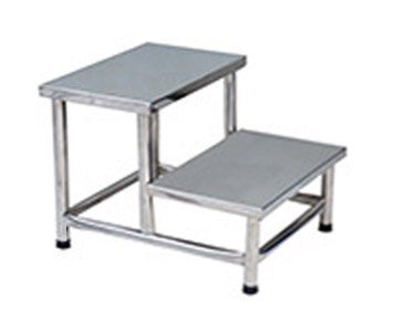 SS Step Stools (Table)
