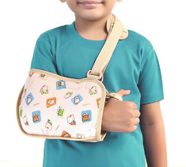 Shoulder Support Pediatric Arm Sling Pouch