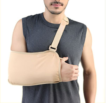 Shoulder Support Arm Sling Pouch