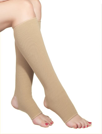 Below Knee Support Stockings - Ankle Support Tubular