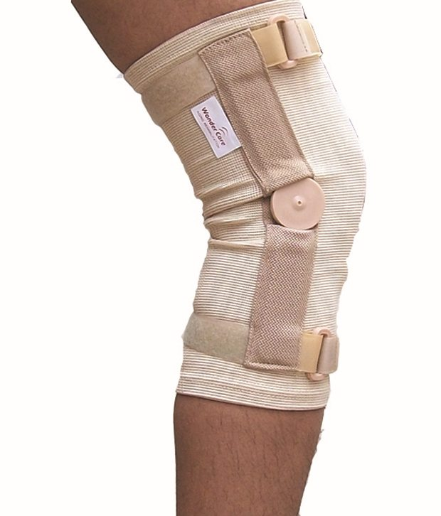 Knee Care Cap Hinged Support