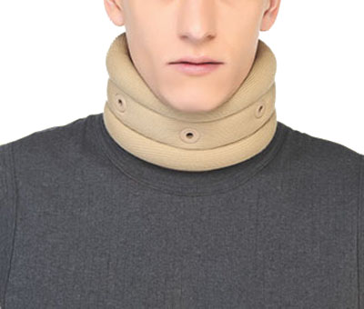 Cervical Be-Defeated Neck Soft Collar Orthopedic Belt