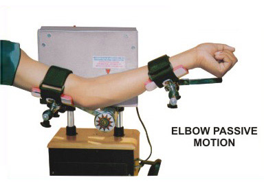 arm elbow passive motion physical therapy expect
