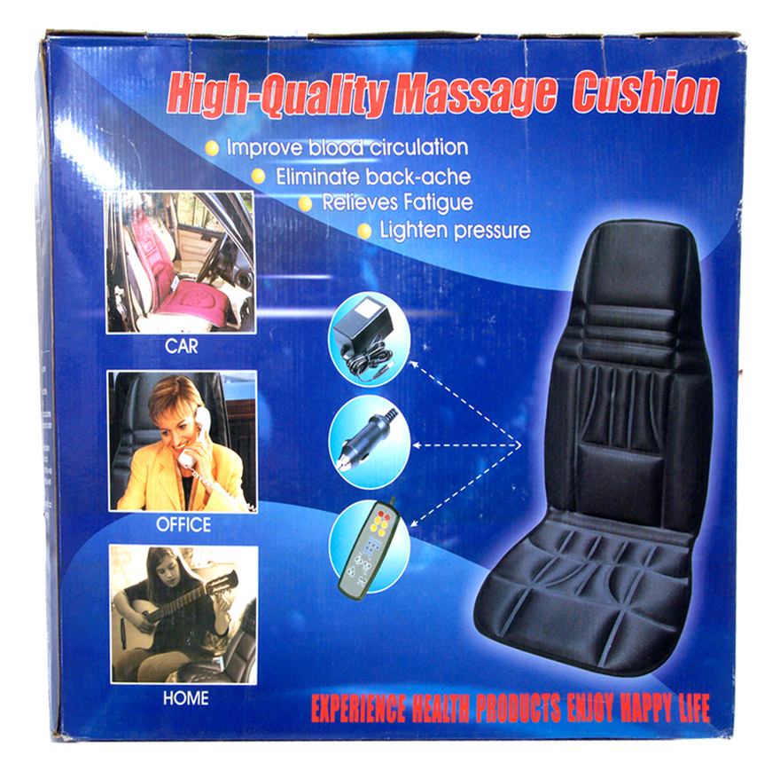 Pain Relief Massage Car Seat