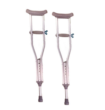 Aluminium Underarm Crutches Walker