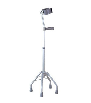 Tripod Walking Underarm- Folding Stick